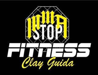 Large Danny Logo, MMA Stop Fitness Crest Hill IL